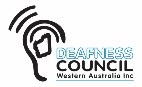 Deafness Council Logo (Mobile)