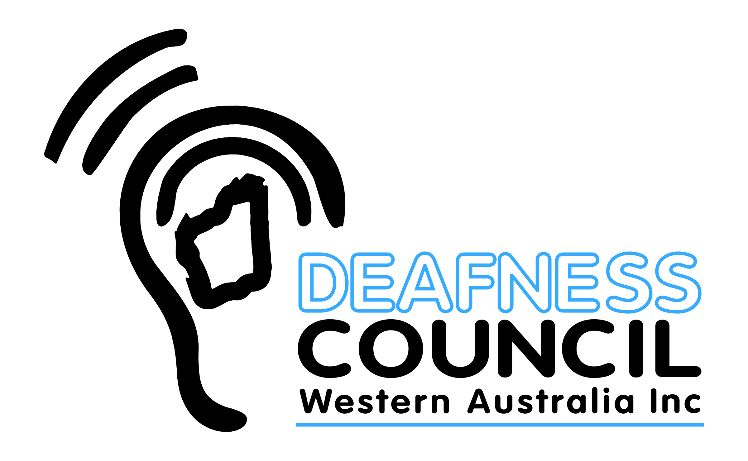 Deafness Council Logo