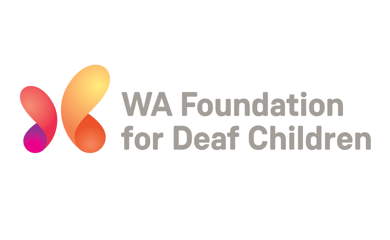 WA Foundation for Deaf Children logo