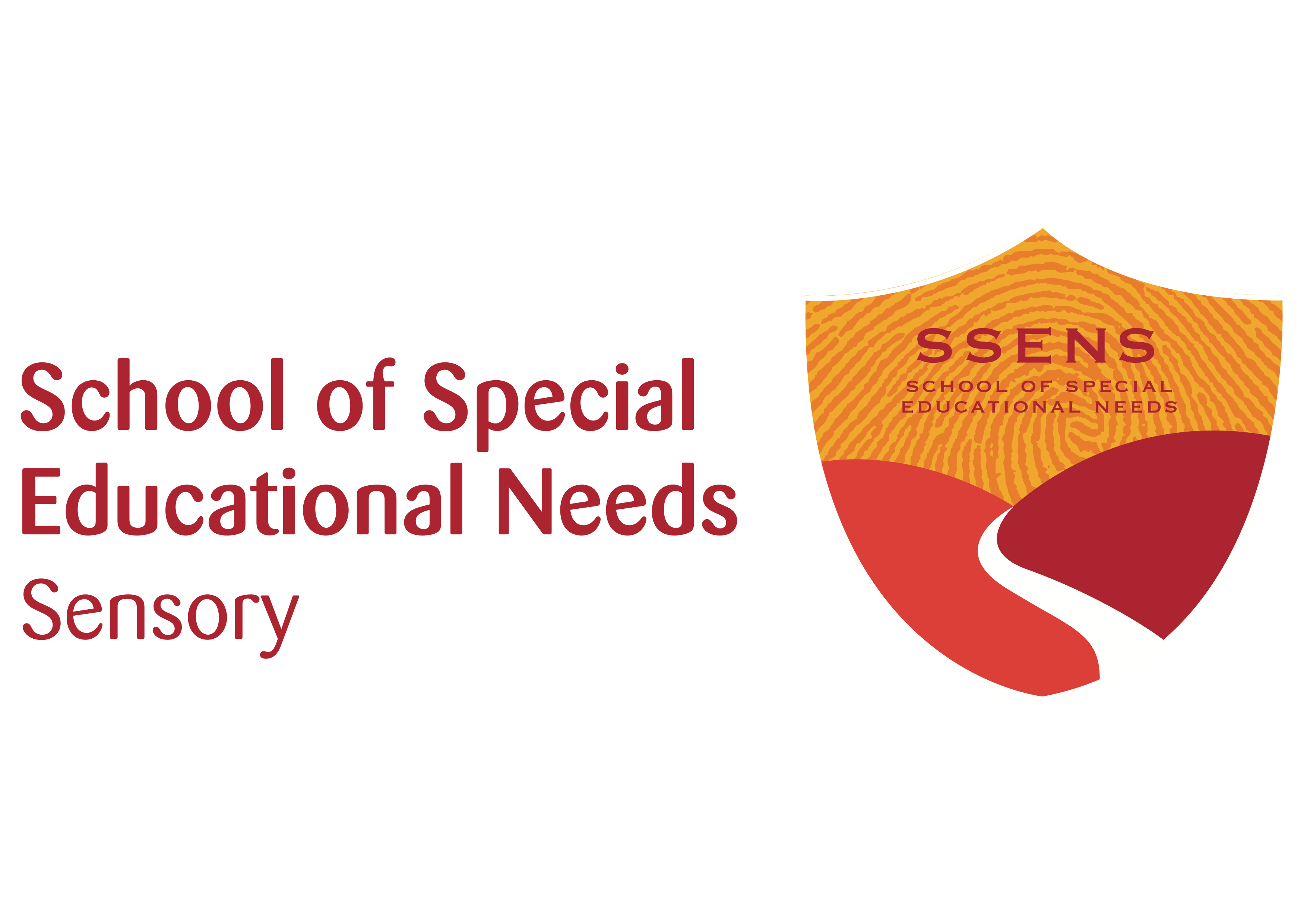 School of Special Educational Needs Sensory Logo