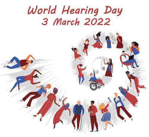 world hearing day 2022